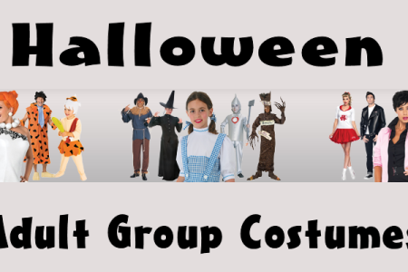 Halloween Adult Group Costume Ideas