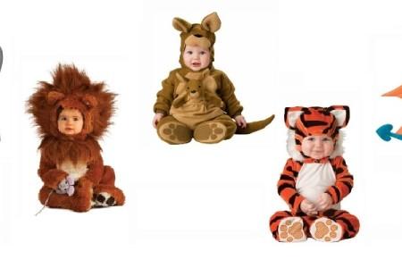 Halloween Baby Animal Costumes for Infants
