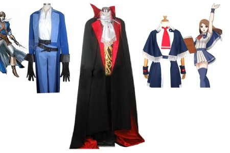 Castlevania Costumes for Halloween
