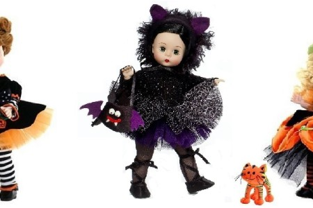 Madame Alexander Halloween Dolls