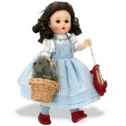 Madame Alexander doll - Dorothy from Wizard of Oz
