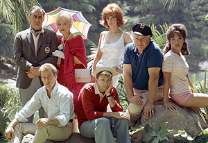gilligan's Island group costumes