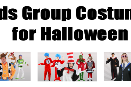 Kids Group Costume Ideas