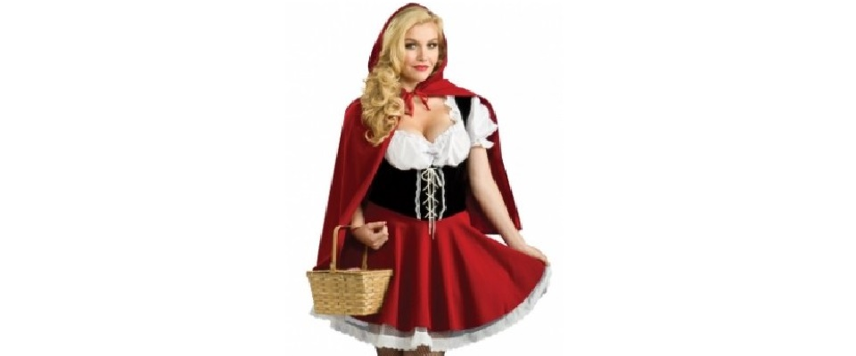 Little Red Riding Hood Costumes For Women-9866