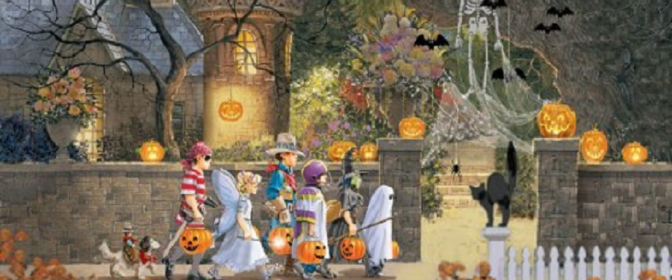 halloween puzzles - Halloween Haven