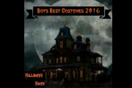 Best Halloween Costumes for Boys for 2016