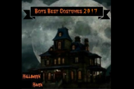 Best Halloween Costumes for Boys for 2017