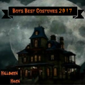 2016 Best Halloween Costumes for Boys