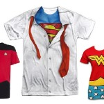 Halloween T-shirt Costumes