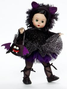 Madame Alexander Halloween dolls
