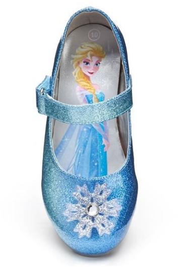 Accessories for the Frozen Elsa Costume  sc 1 st  Halloween Haven & Frozen Elsa 5 Piece Costume for Girls | Halloween Haven