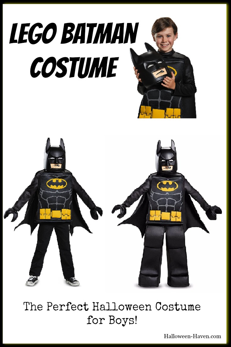Batman Lego Costume