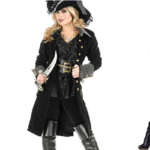 Pirate Buccaneer Costumes for Women